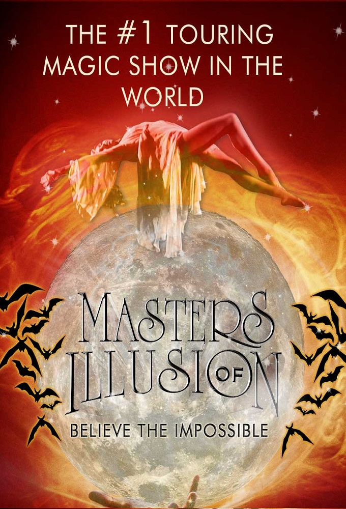 Masters of Illusion cover