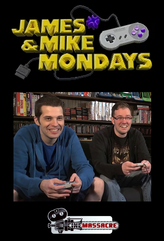 James & Mike Mondays