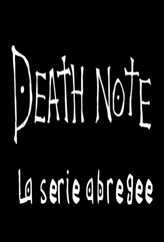 Death Note The Abridged Série