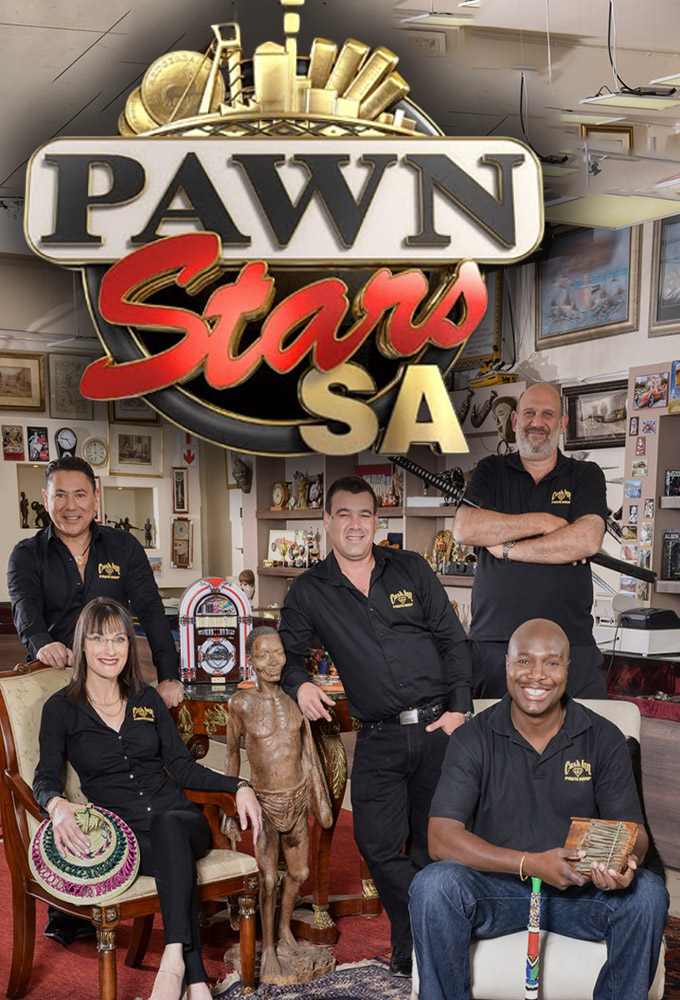 Watch Pawn Stars (SA) online