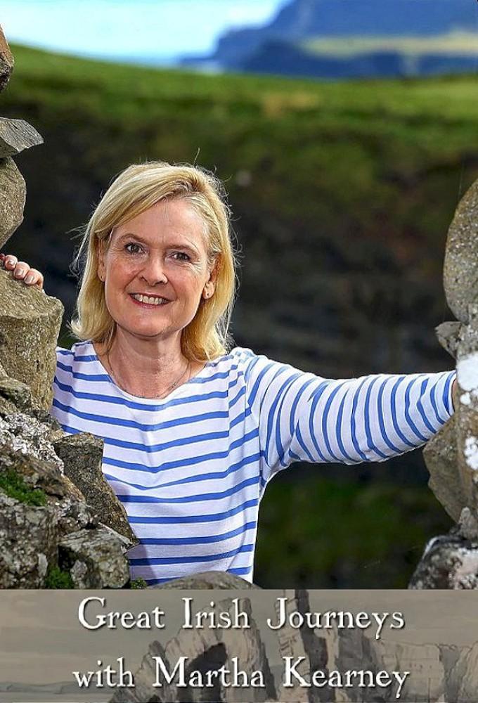 Great Irish Journeys with Martha Kearney on FREECABLE TV
