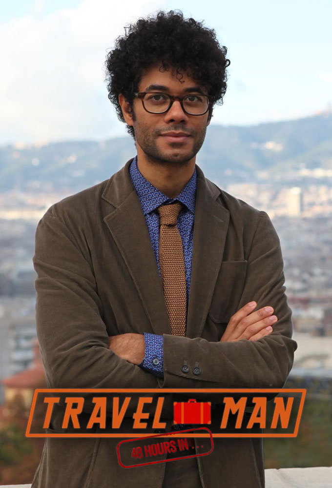 Travel Man 48 Hours In Series Info