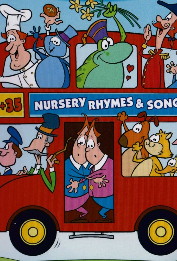 The Wheels On The Bus - Nursery Rhymes And Songs