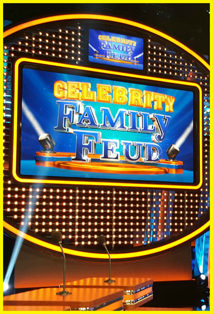 Celebrity Family Feud episodes (TV Series 2008 - Now)