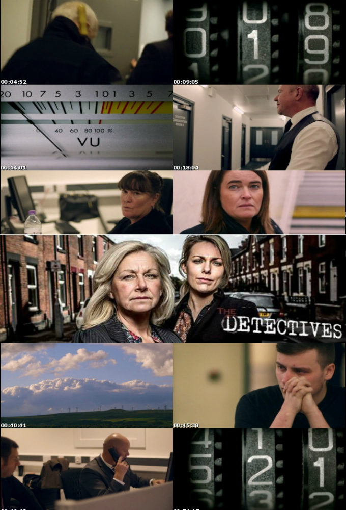 The Detectives (2015)