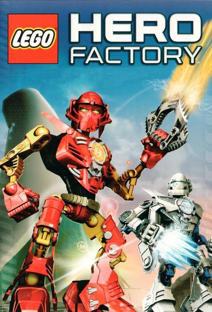 LEGO: Hero Factory