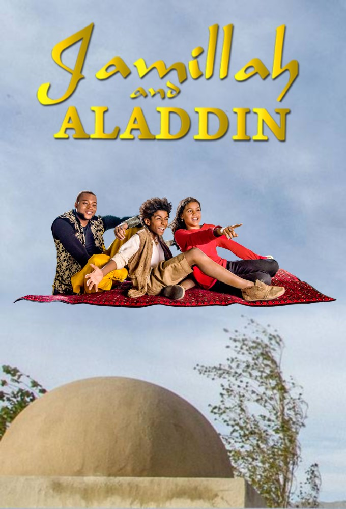Jamillah and Aladdin