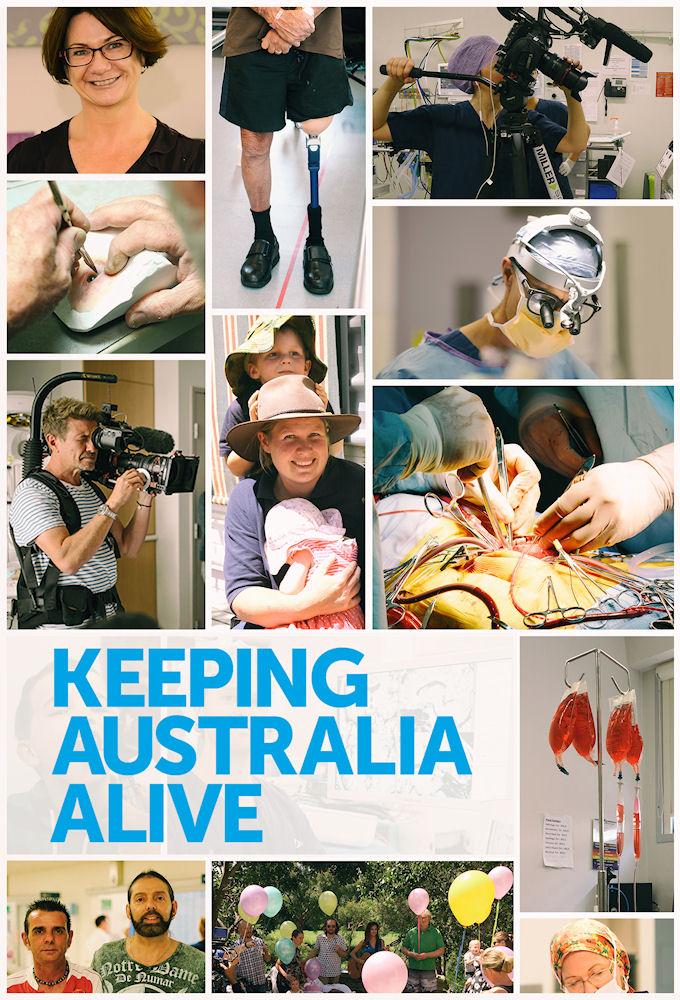 Keeping Australia Alive