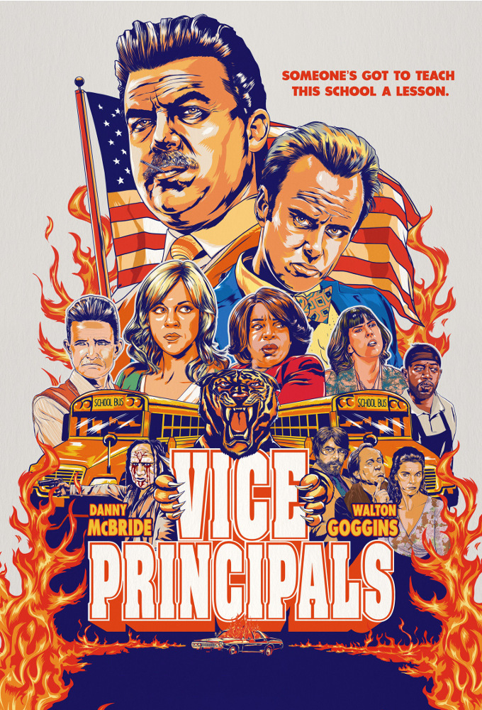 Watch Vice Principals online
