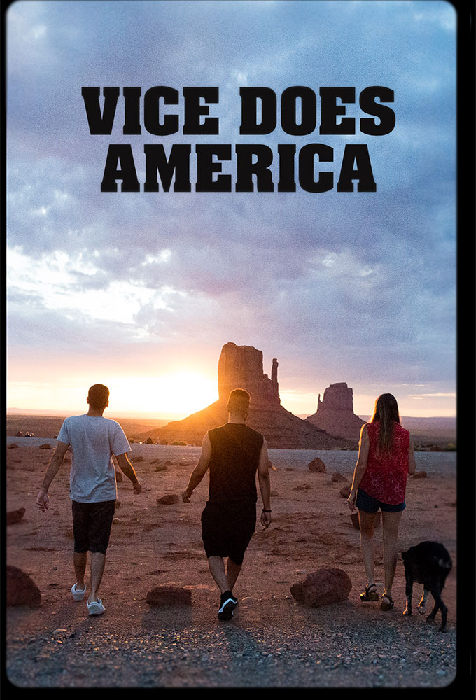 Watch Vice Does America online