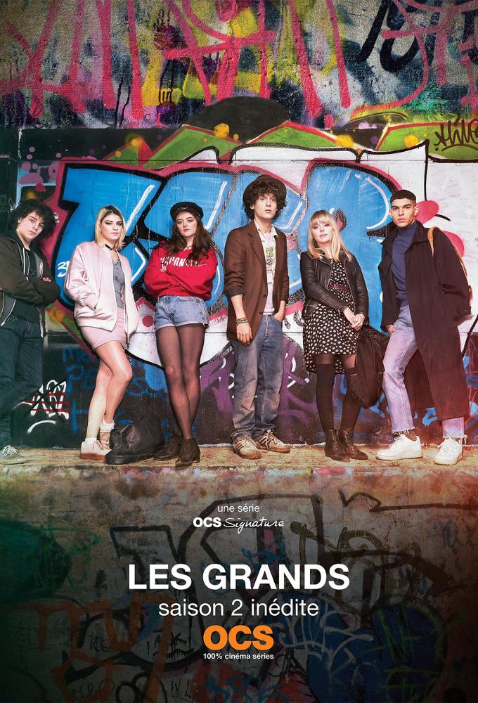 Les grands- Saison 2 [02/??] FRENCH | Qualité HD 720p