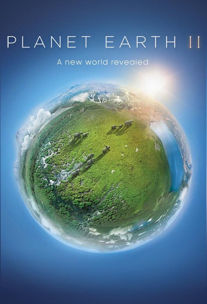 Watch Planet Earth II online