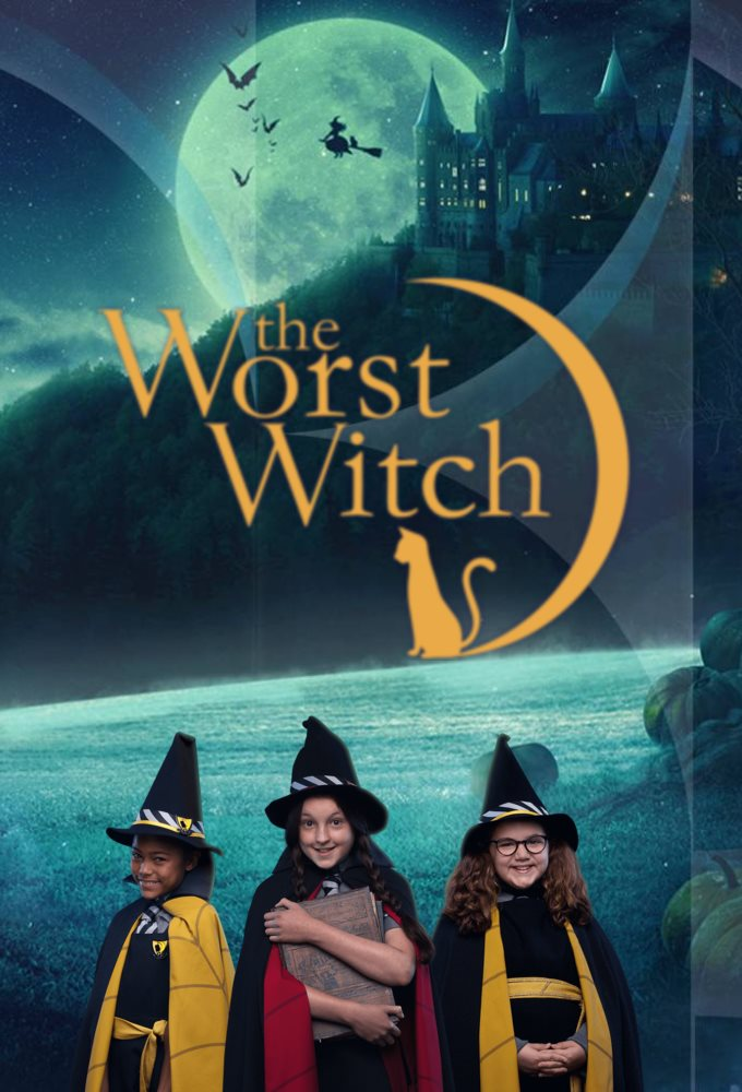 Worst Witch Mildred S Cat