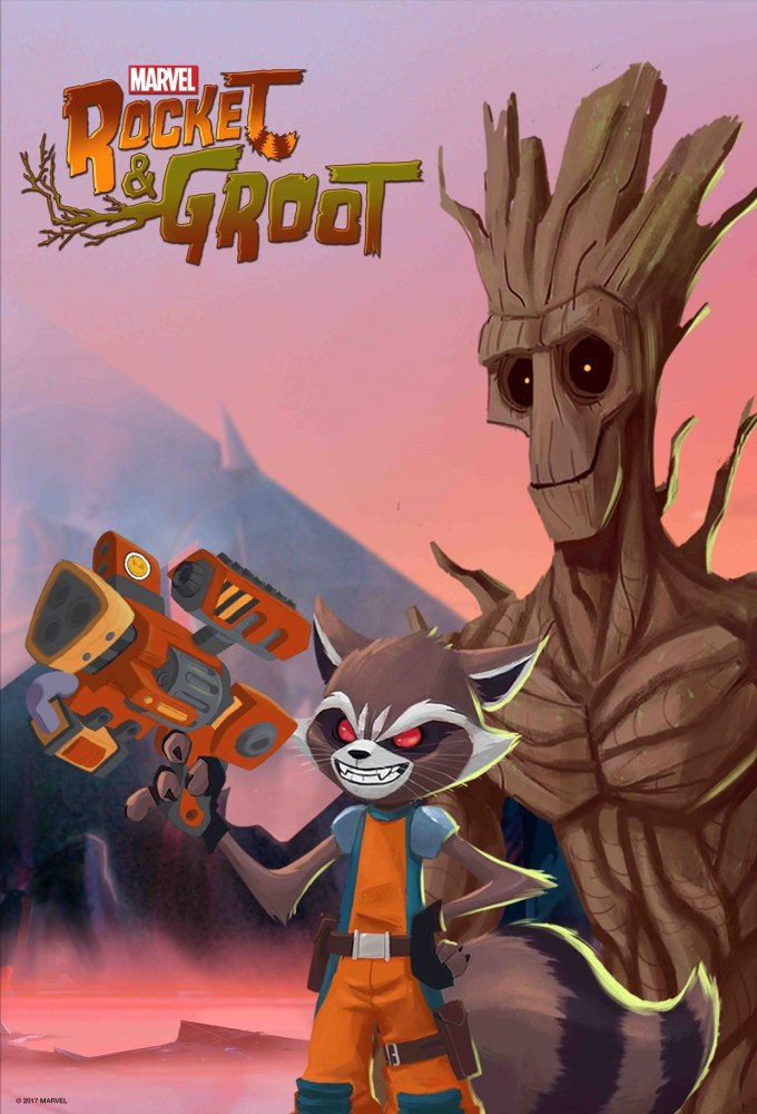 Marvel's Rocket & Groot