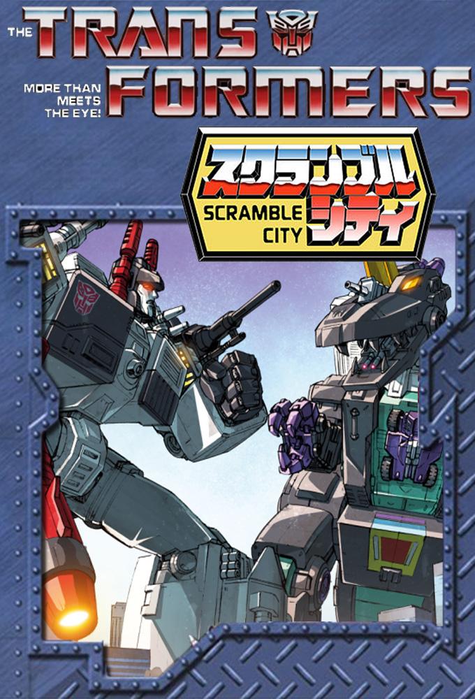 Transformers - Scramble City