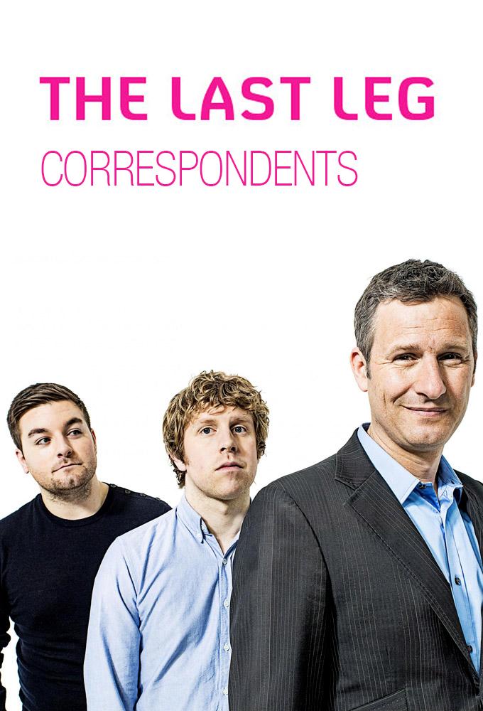 The Last Leg: Correspondents