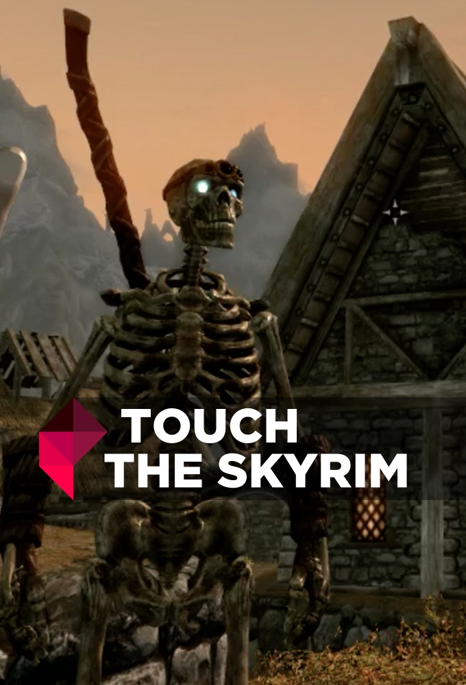 Touch the Skyrim