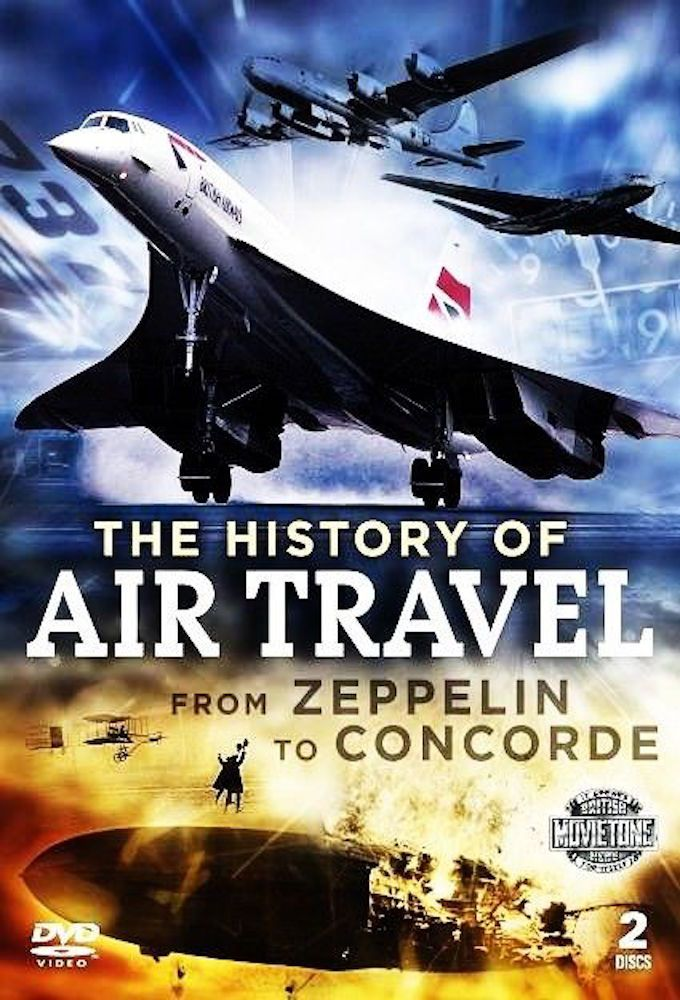 A History of Air Travel: From Zeppelin to Concorde