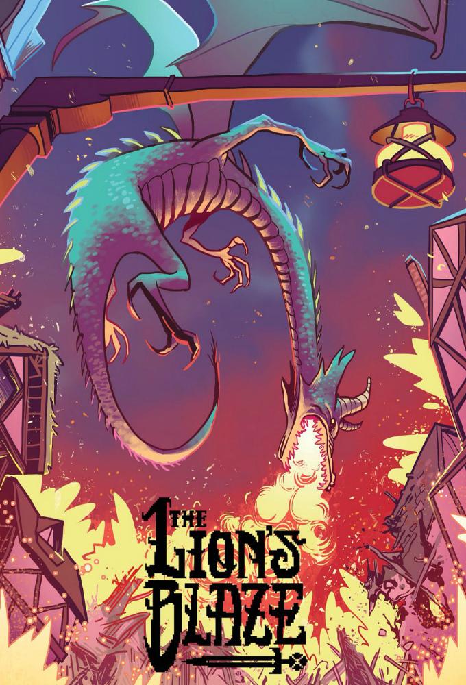 The Lion's Blaze