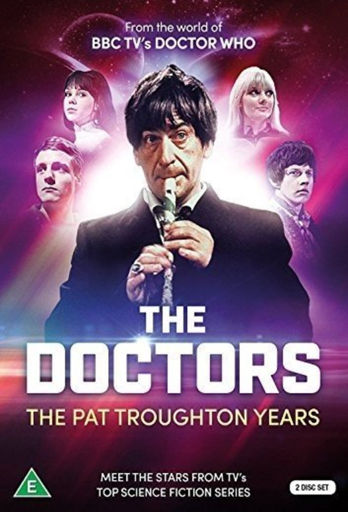 The Doctors The Patrick Troughton Years