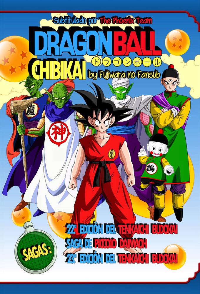 Dragon Ball ChibiKAI