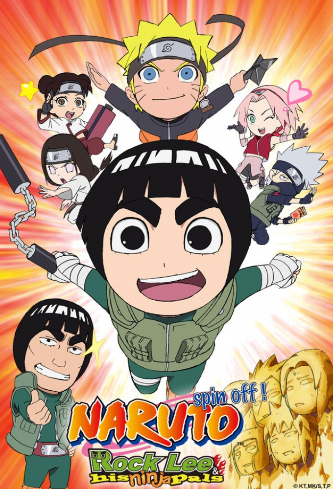 Rock Lee & His Ninja Pals