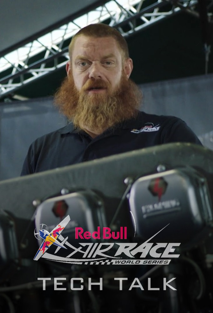 Red Bull Air Race - Tech Talk