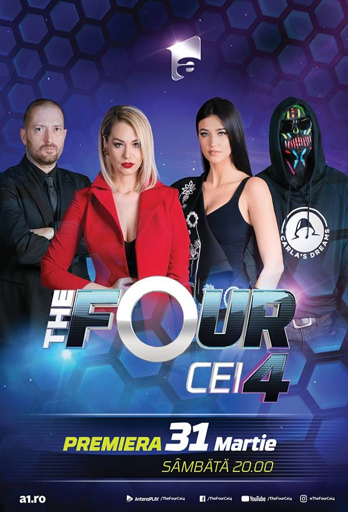 The Four - Cei patru