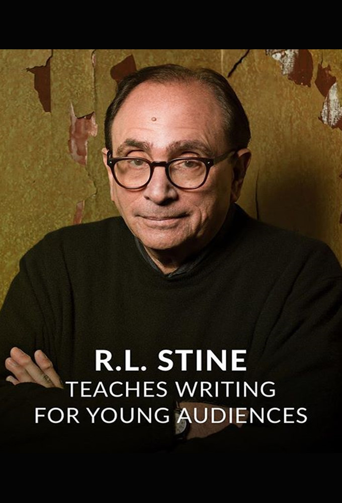 MasterClass: R. L. Stine Teaches Writing for Younger Audiences