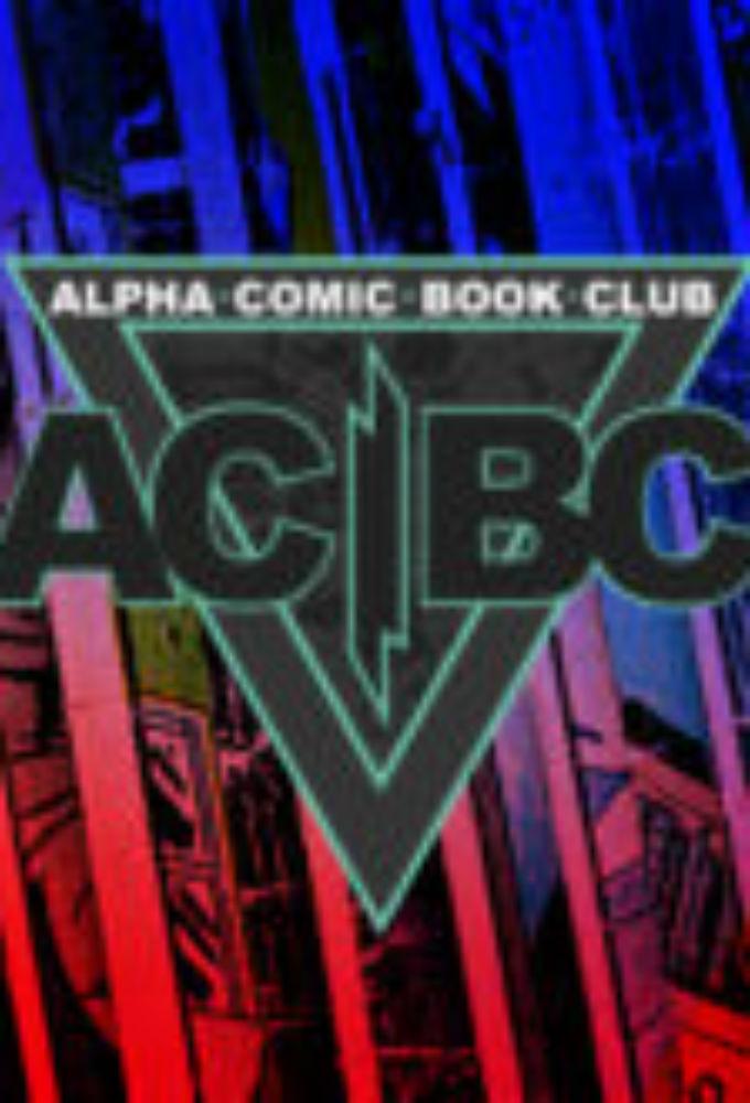 Alpha Comic Book Club