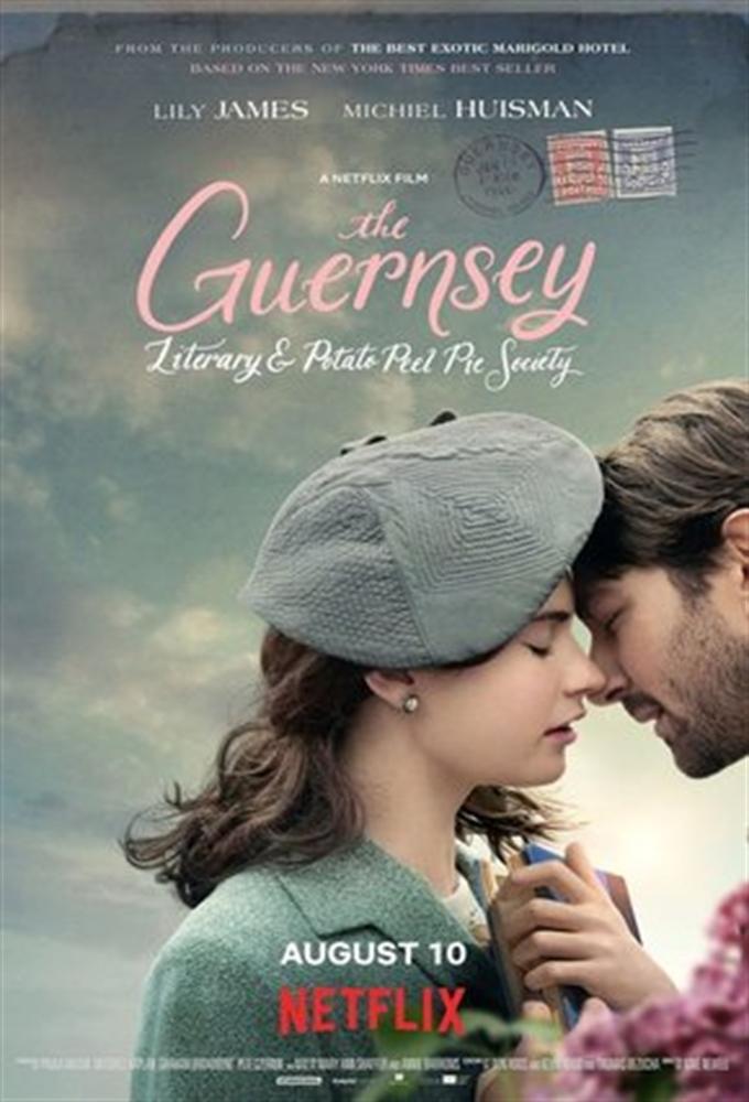 The Guernsey - Literary and Potato Peel Pie Society