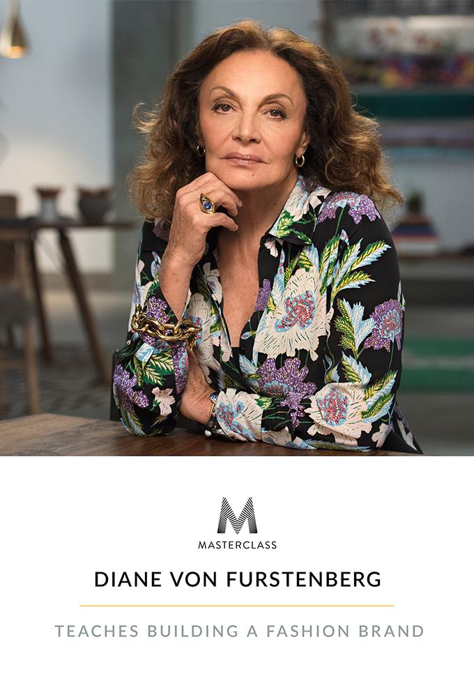 MasterClass: Diane von Furstenberg Teaches Building a Fashion Brand