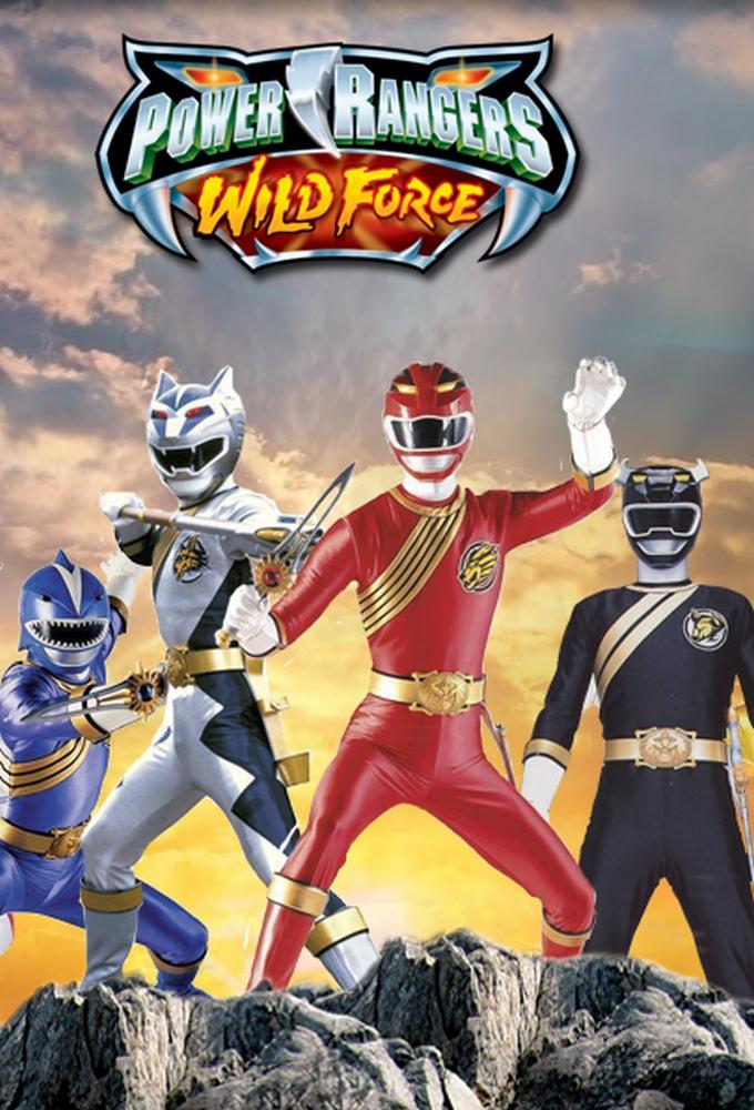 Power Rangers: Wild Force