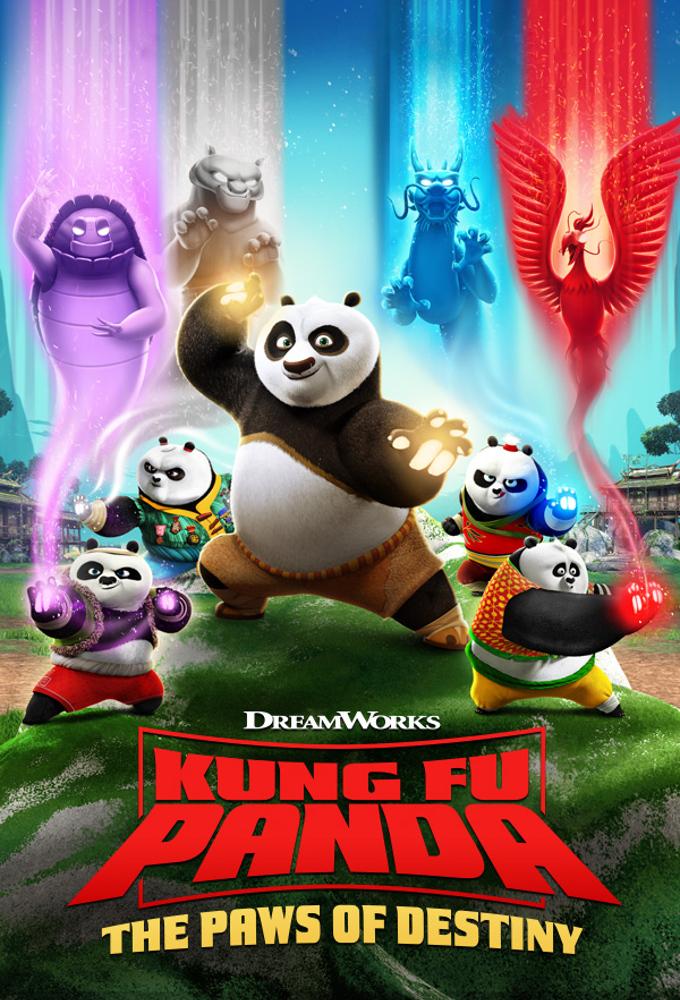 Kung Fu Panda: The Paws of Destiny