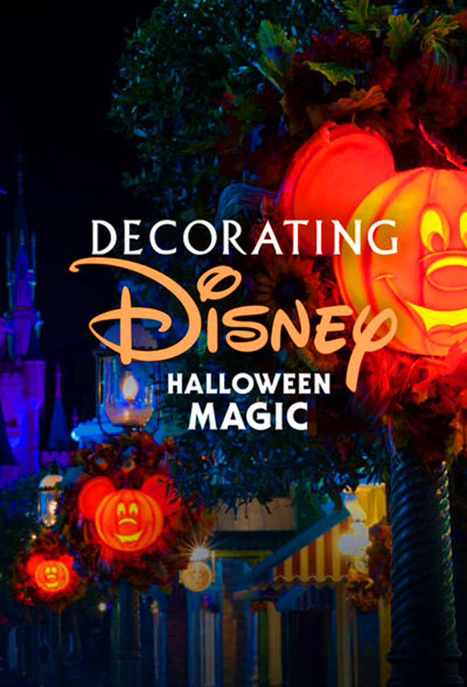 Decorating Disney: Halloween Magic