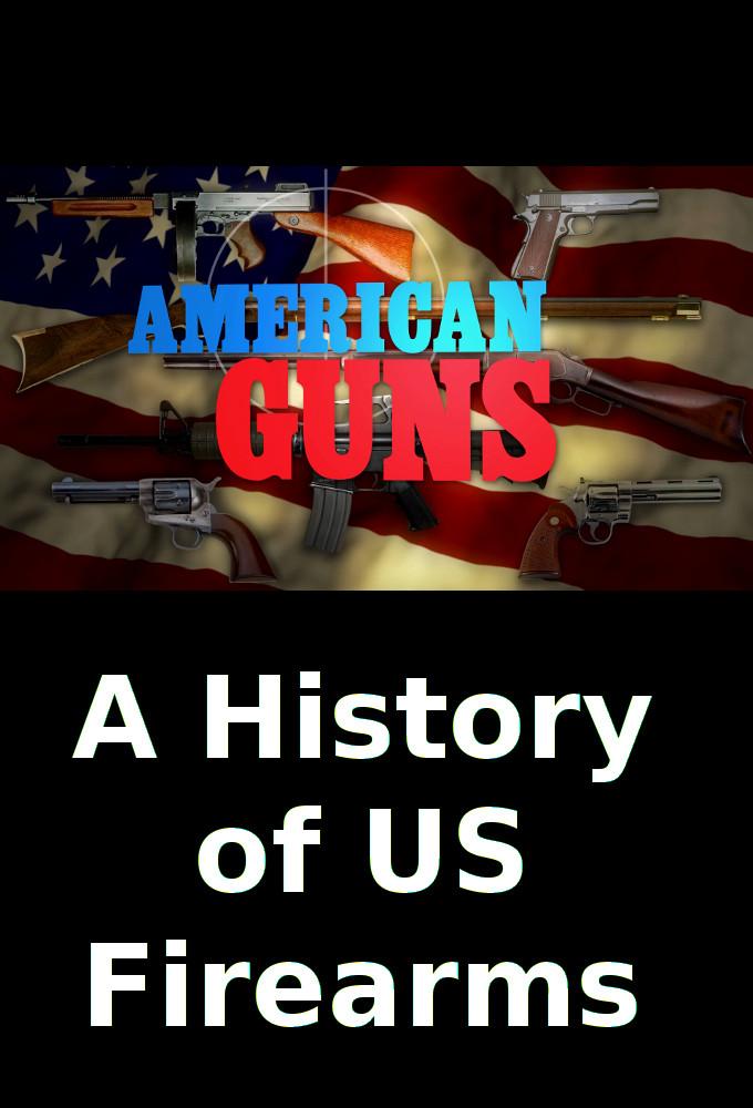 American Guns: A History of US Firearms