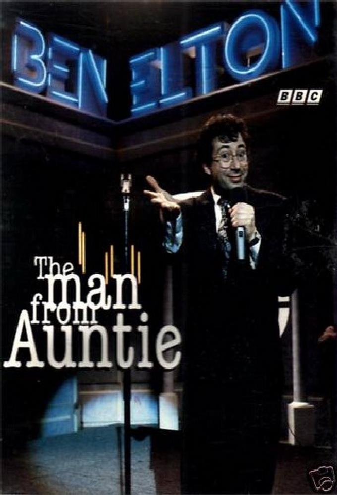Ben Elton, the Man from Auntie