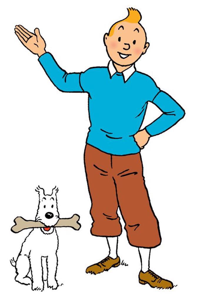 Tintin - The Complete Animation collection