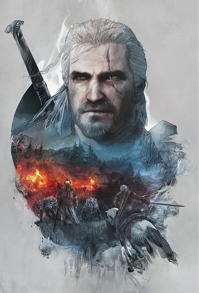 The Witcher 3: Wild Hunt by Bob Lennon