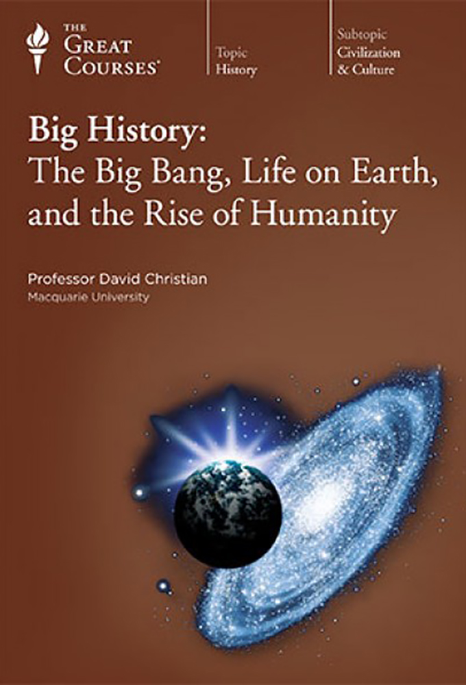 Big History The Big Bang Life on Earth