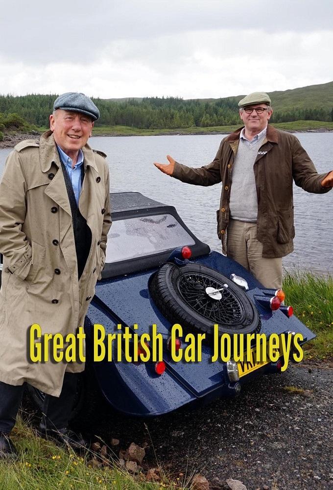 Great British Car Journeys