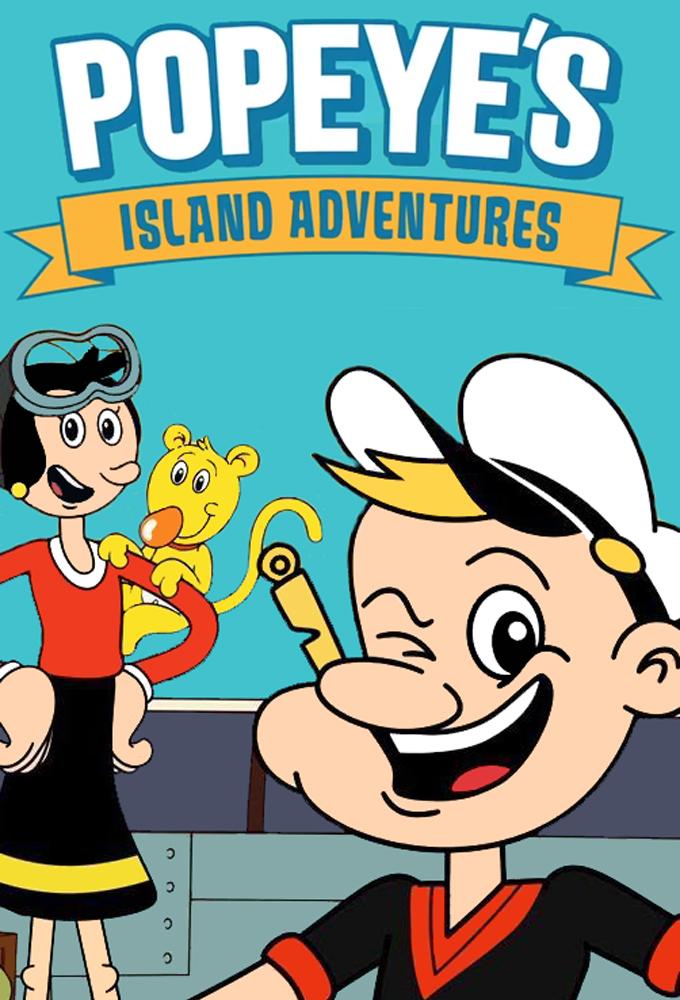 Popeye's Island Adventures on FREECABLE TV