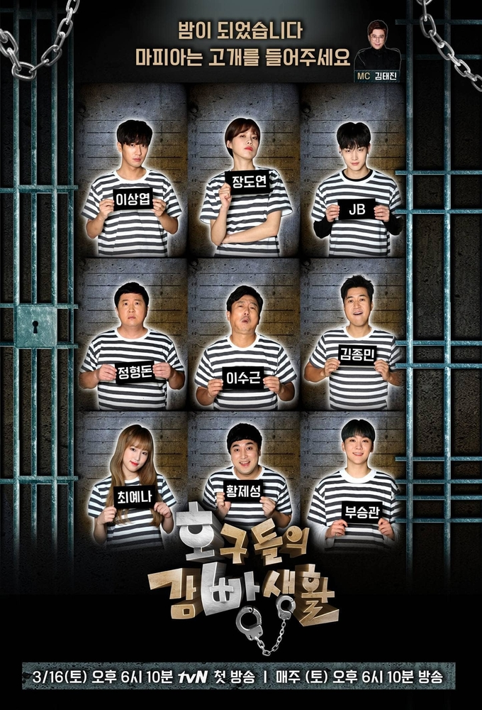 Mafia Game in Prison
