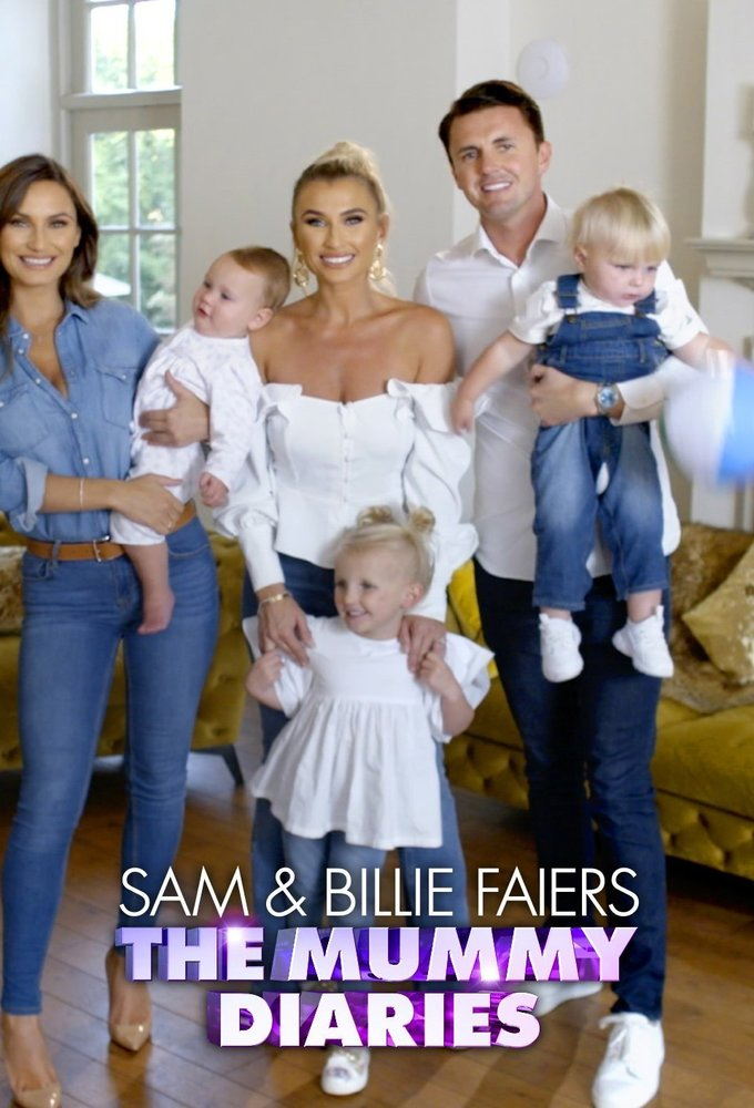Sam and Billie Faiers - The Mummy Diaries