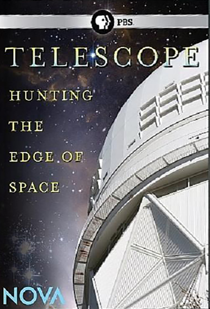 Telescope Hunting the Edge of Space