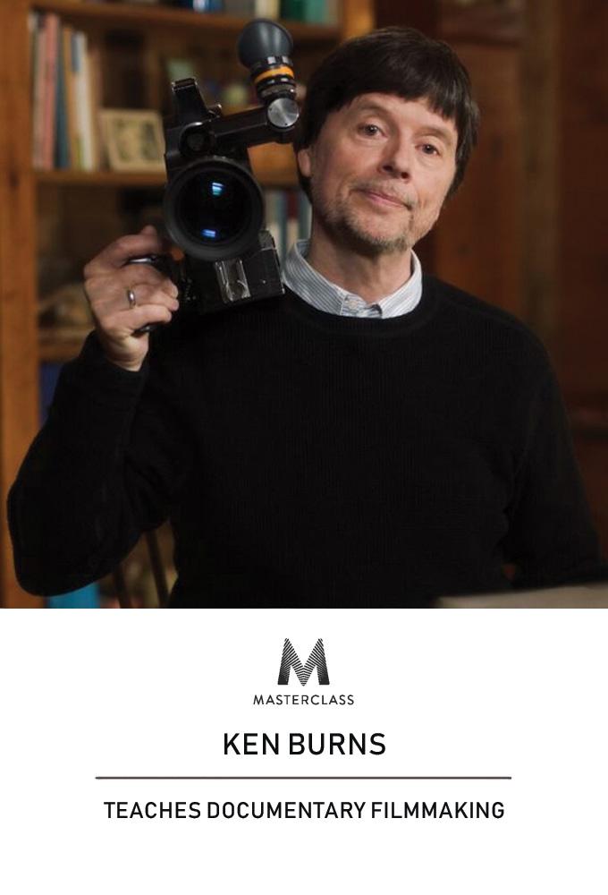MasterClass: Ken Burns Teaches Documentary Filmmaking