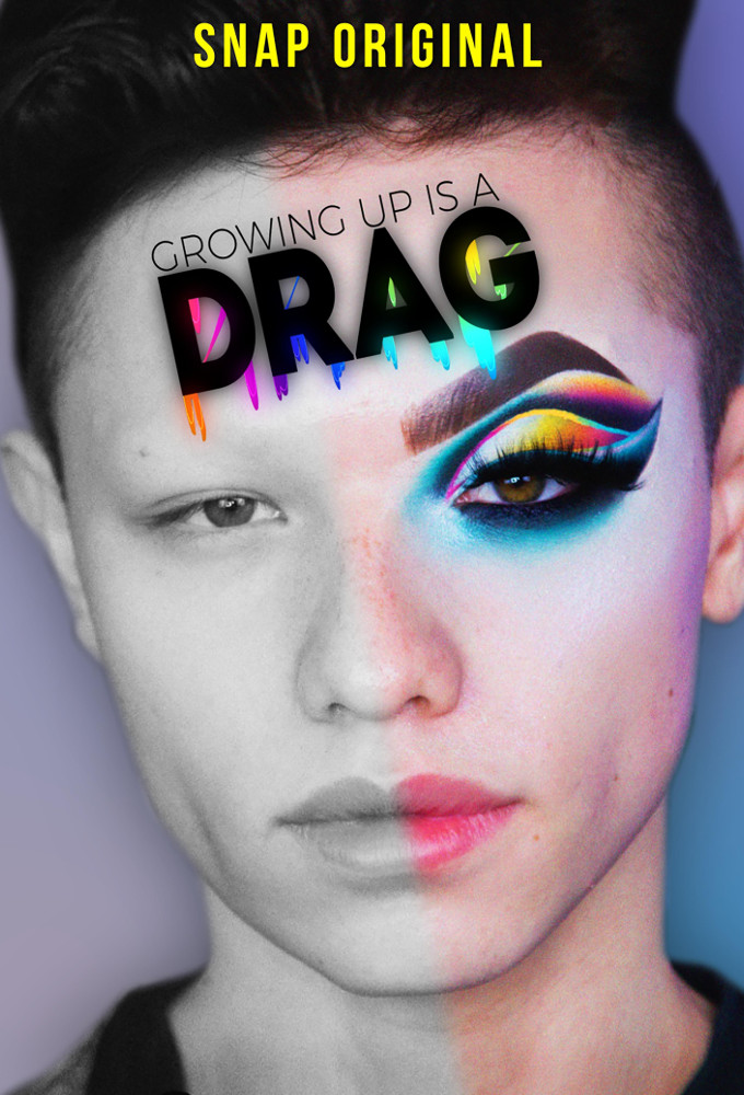 Growing Up Is A Drag