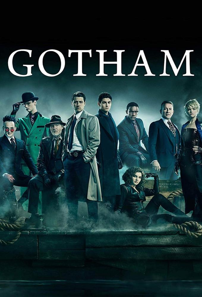 Watch Gotham online