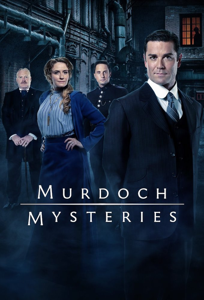 Watch Murdoch Mysteries online