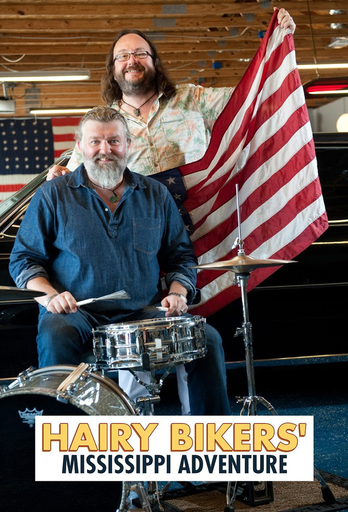Hairy Bikers' Mississippi Adventure on FREECABLE TV